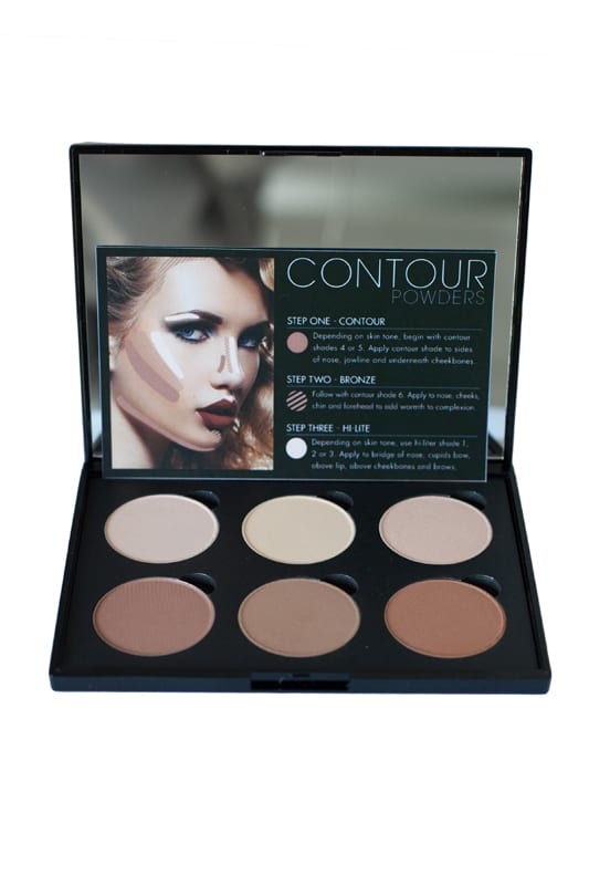 6 well contour kit